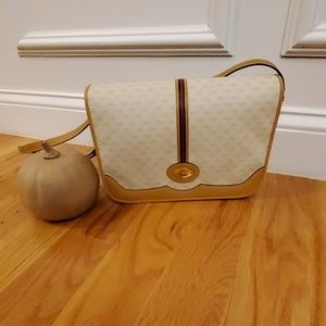 VINTAGE Gucci Web Sherry Line Micro GC bag